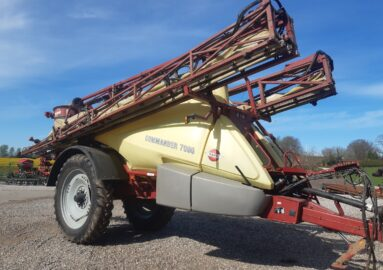 Hardi Commander 7000 Twin