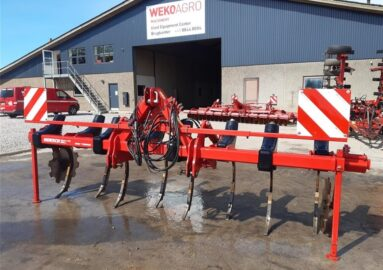 Horsch Mono 4 TG with ISO bus and hydraulics