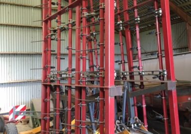 Weaving/Spearhead 8 m Halmstrigle